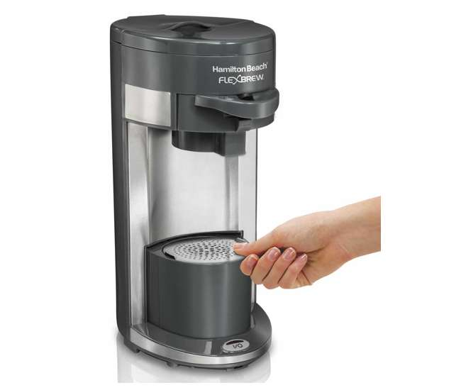 Hamilton Beach 174 Flexbrew Single Serve Coffeemaker 49963