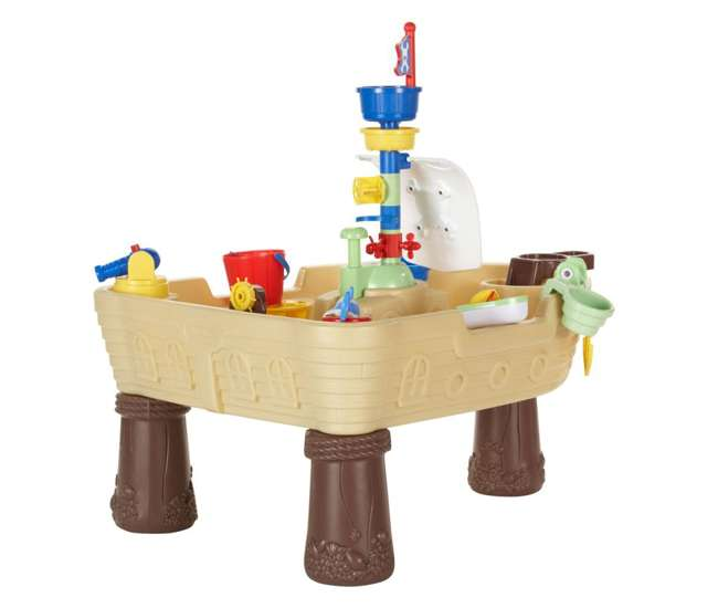 Frog Water Table For Little Tikes Replacement Parts : Little tikes anchors away pirate ship water play hot