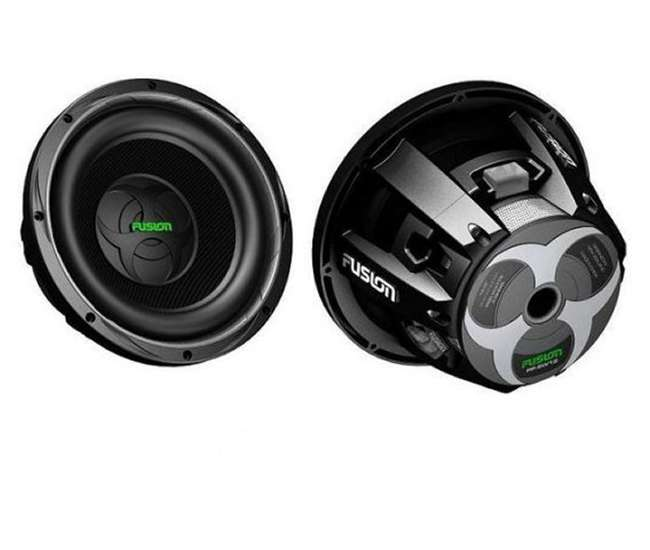 FUSION PPSW120 12-Inch 1200W Competition Subwoofer