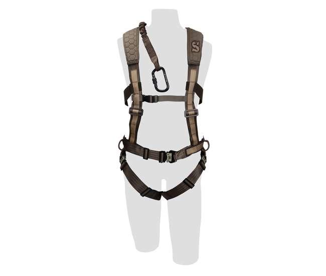 Summit Men S Pro Safety Harness Large 83082 Mens Pro