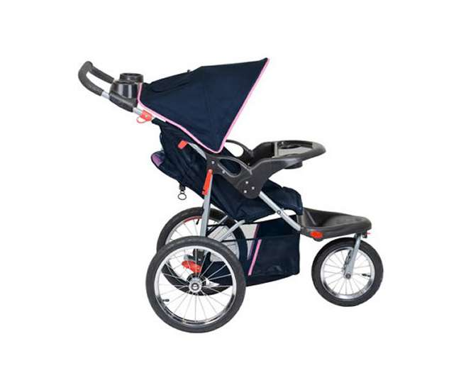JG94504 + CS41504Baby Trend Expedition Swivel Jogging Stroller Travel System - Hanna