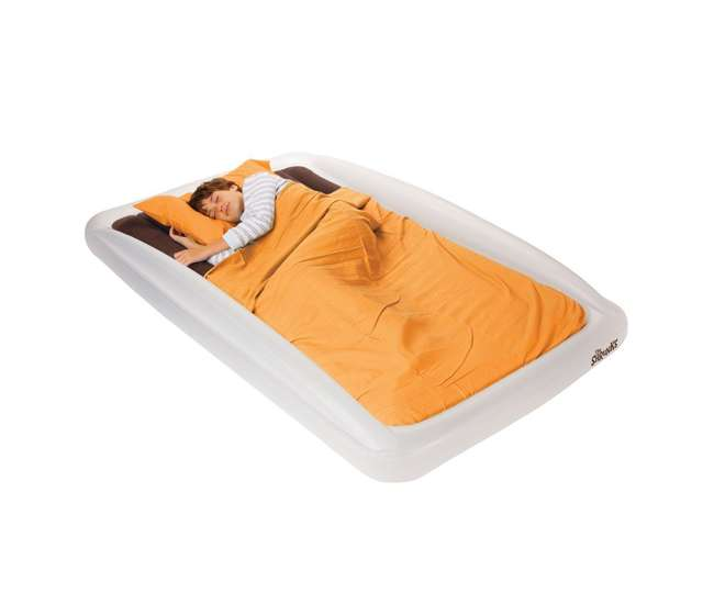 Shrunks Tuckaire Inflatable Twin Air Mattress With