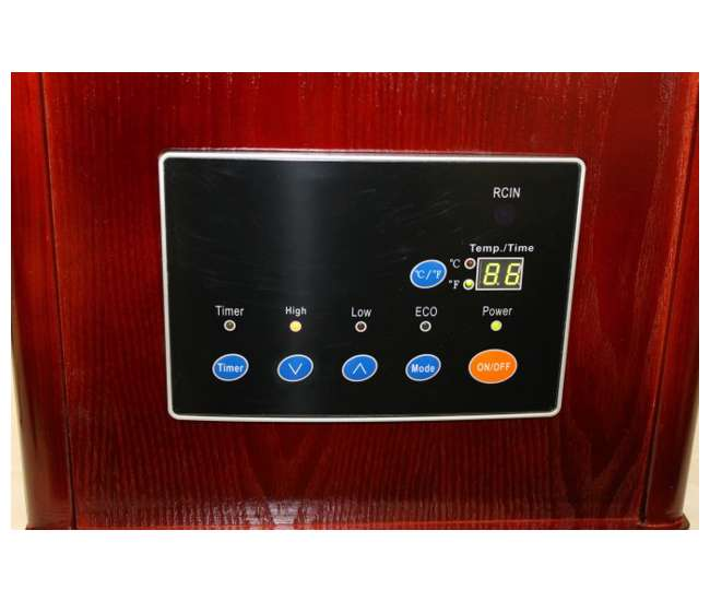 SND-1500-3 Source Network Discovery SND-1500-3 1500W Infrared Quartz Heater