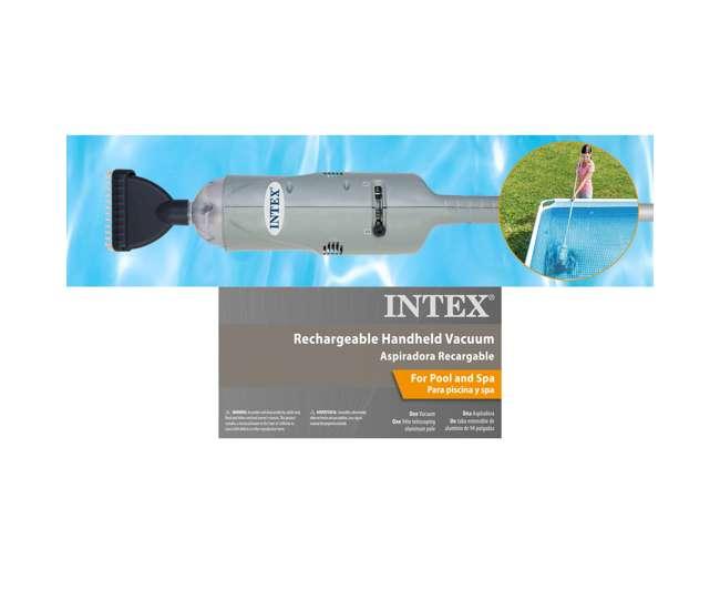 Handheld Rechargeable Pool Vacuum : intex rechargeable handheld pool vacuum 28620e ~ Russianpoet.info Haus und Dekorationen