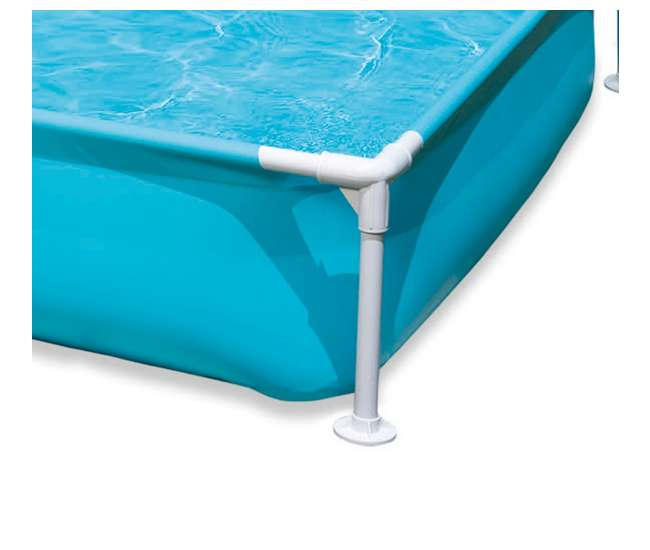 Intex mini frame swimming pool 57173ep for Intex mini frame pool afdekzeil