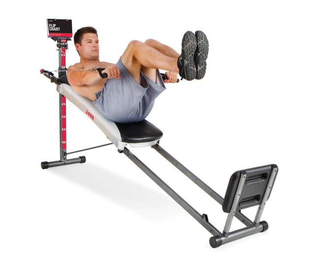 Total Gym 1400 Deluxe Home Exercise Machine R1400