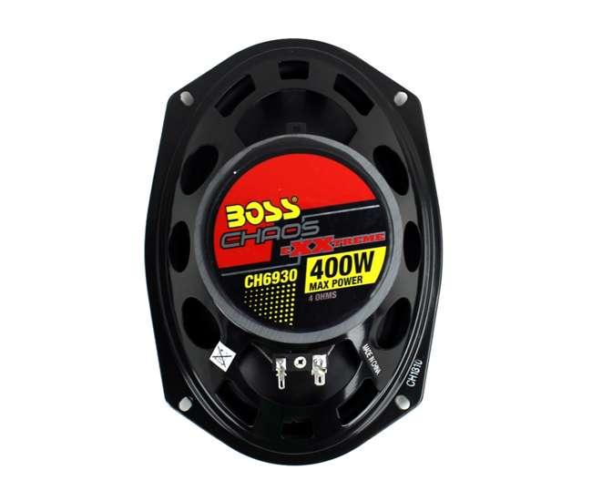DB522 + CH6930 Polk Audio 5.25-Inch 300W Marine Speakers, Pair + 6x9-Inch 400W Speakers, Pair