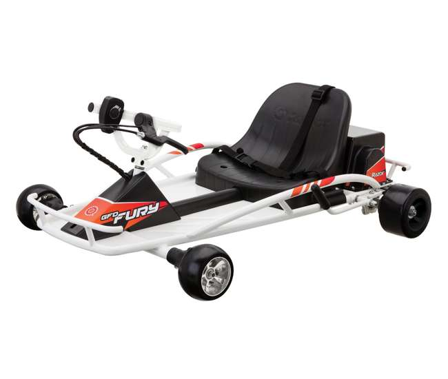 Razor Ground Force Drifter Electric Go-Kart : 25143480 ...