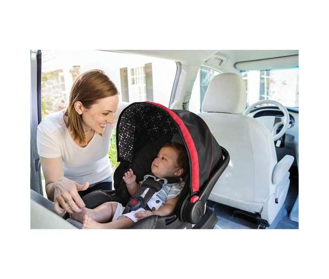graco snugride 30 lx click connect car seat marco 1925724. Black Bedroom Furniture Sets. Home Design Ideas