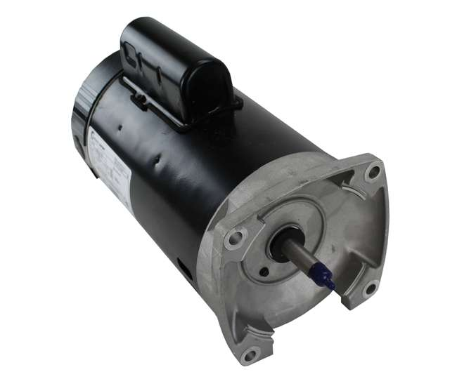 Century a o smith square flange swimming pool pump motor for Ao smith spa pump motors