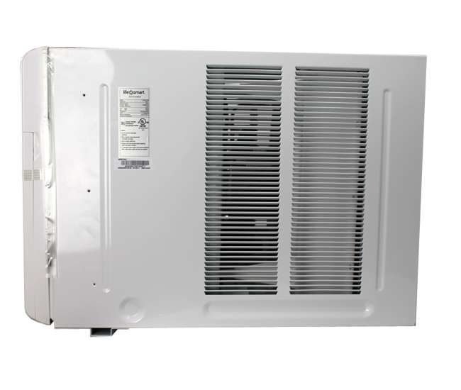 Lifesmart Ls Wac12r 12 000 Btu Window Mount Air