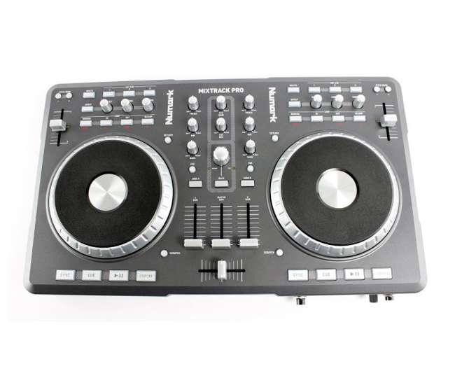 MIXTRACK-PRONumark Mixtrack Pro Professional DJ Software Controller | MIXTRACK-PRO