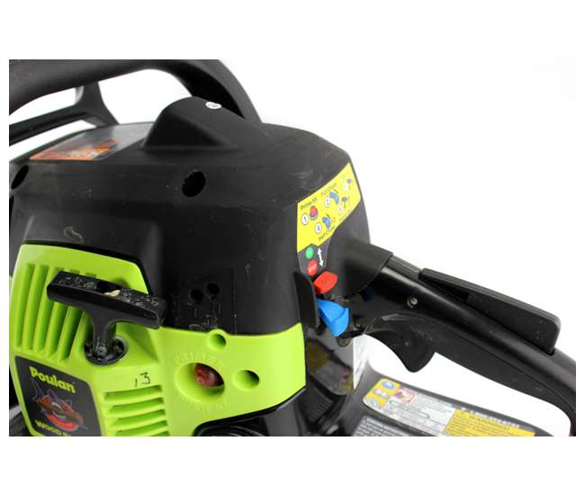 P3314-RB Poulan P3314 14-Inch 33cc Gas Chainsaw (Refurbished)