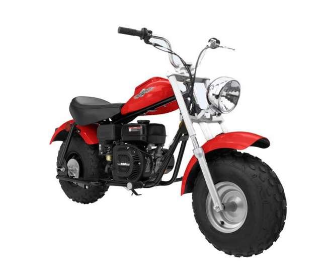 Baja-BikeBaja MB200 196CC Gas Motorcycle