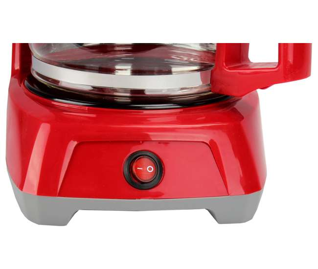 Proctor Silex Coffee Maker Red : Proctor Silex 43603 12-Cup Coffee Maker Red : VMInnovations.com