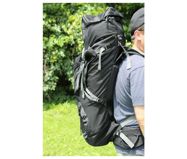 TGT-FAIRBANKS-0 Tahoe Gear Fairbanks 75L Premium Internal Frame Backpack