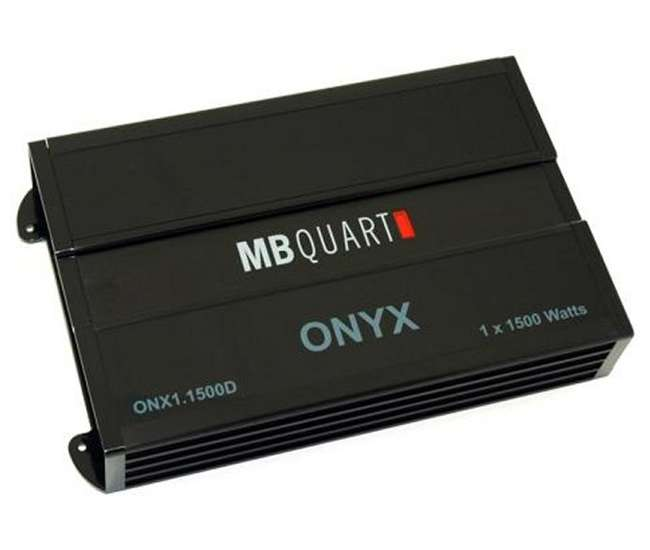 ONX11500D MB QUART ONX1.1500D 1500W Mono D Amplifier