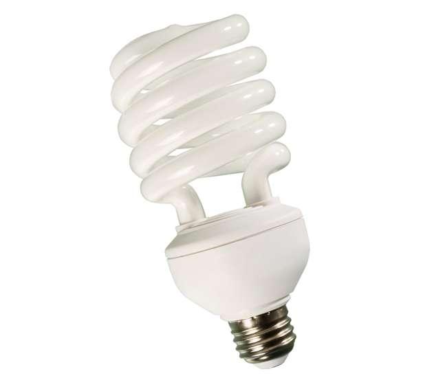 flc32d 32w dayspot cfl spiral compact fluorescent grow light bulb. Black Bedroom Furniture Sets. Home Design Ideas