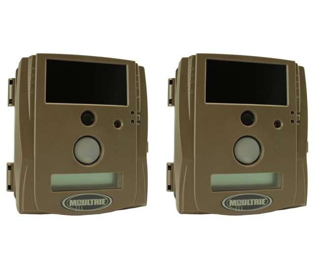LX50-BLX(2) Moultrie Game Spy LX50-BLX 5.0 MP Black Flash Trail Cameras