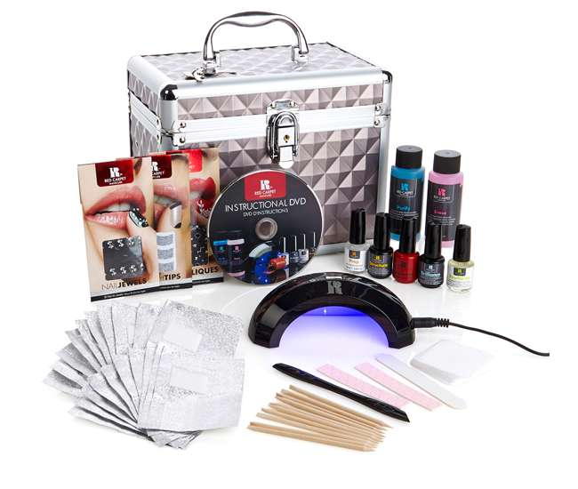 Red Carpet Manicure Pro 45 Ultimate Pro Led Gel Nail