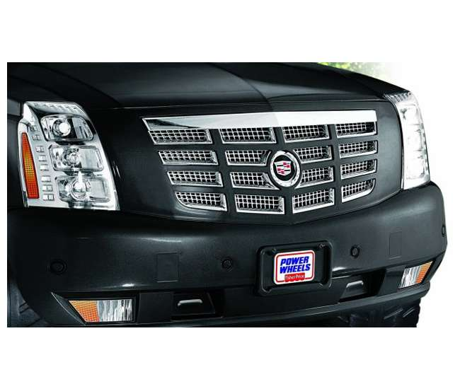 Power Wheels Cadillac Escalade Extended 12V Electric Ride
