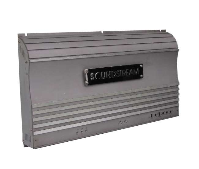 EGA-2440-RB Soundstream EGA-2440 2 Channel 880W Amplifier Amp (Refurbished)