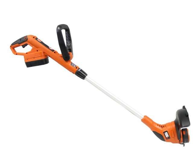 "NST2118R-RB Black & Decker NST2118R 18V Cordless 12"" Electric Grass Lawn Trimmer Edger"