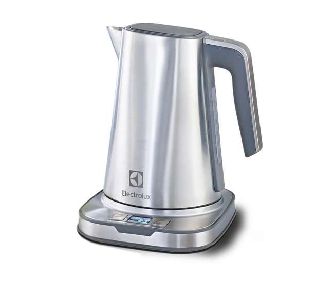 Electrolux Expressionist 1.7-Liter Stainless Steel Electric Kettle : ELKT17D8PS : VMInnovations.com