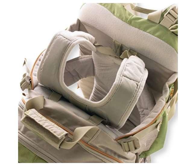 FC20-BLUEKELTY FC 2.0 Blue Framed Child Carrier Backpack