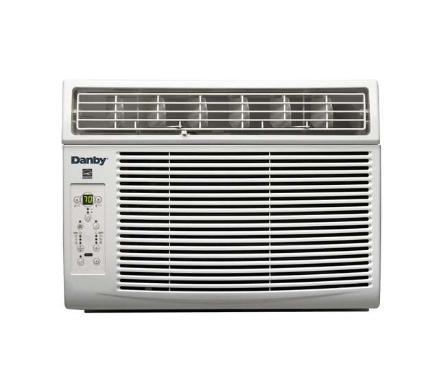 Danby 12 000 btu window air conditioner dac120eub7gdb for 12 000 btu window air conditioner with heat