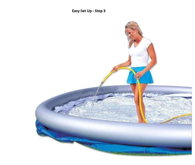 Bestway 12 39 x 30 fast set pool 57111us for Bestway portable pool