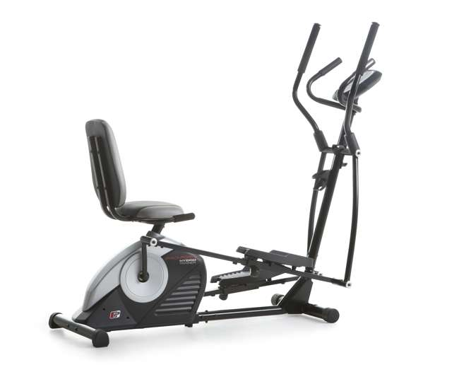 ProForm Hybrid Elliptical & Exercise Bike (Refurbished