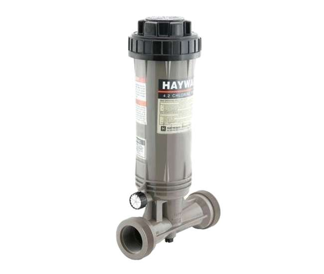 Hayward Automatic Pool In Line Chemical Trichloro Chlorine Feeder Cl100