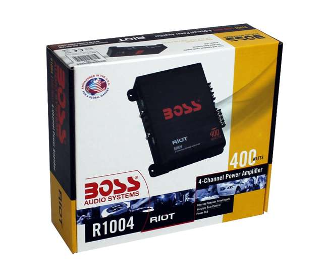 R1004 - Boss Audio Systems