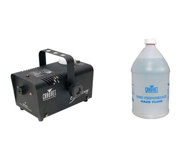 H700 + HJU NEW! CHAUVET HURRICANE H700 Fog/Smoke Machine + Fluid