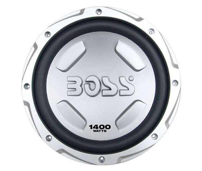 CX122 + AR1500M + AKS8 Boss Audio CX122 12-Inch 1400W Subwoofer with Mono Amplifier with Amp Kit