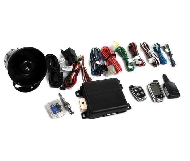 Code Alarm Keyless Car Remote Start Security Alarm System Certified Refurbished Rmaca6552