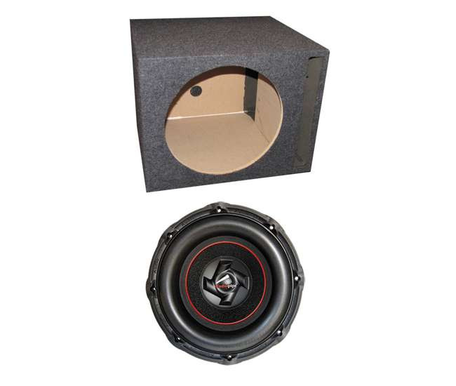 "NEW Audiopipe 12/"" Woofer 1500W Max 4 Ohm DVC TXXBD212"