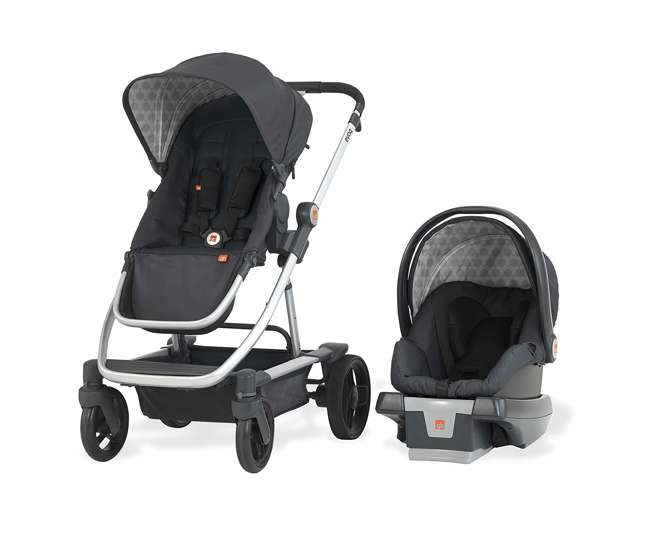 Gb Evoq 4 In 1 Infant Safe Car Seat Stroller Compact Travel System
