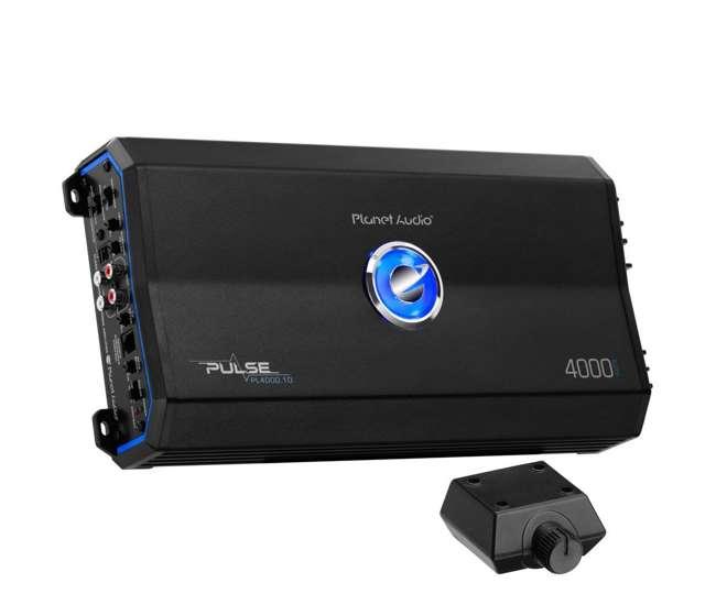PL4000.1D Planet Audio 4000W Class D Monoblock Amplifier
