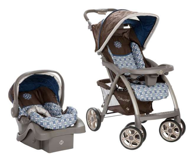 Safety 1st Rendezvous Baby Stroller Car Seat Travel System