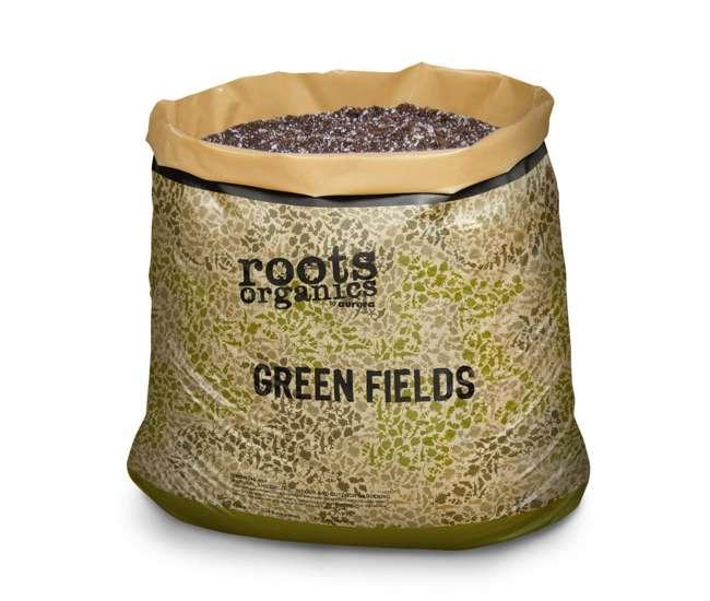 ROGF Roots Organics ROGF Green Fields Hydroponic Gardening Potting Soil, 1.5 Cu Ft