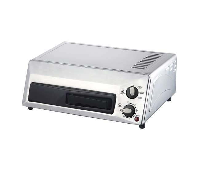 Stainless Steel 12in Electric Pizza Oven