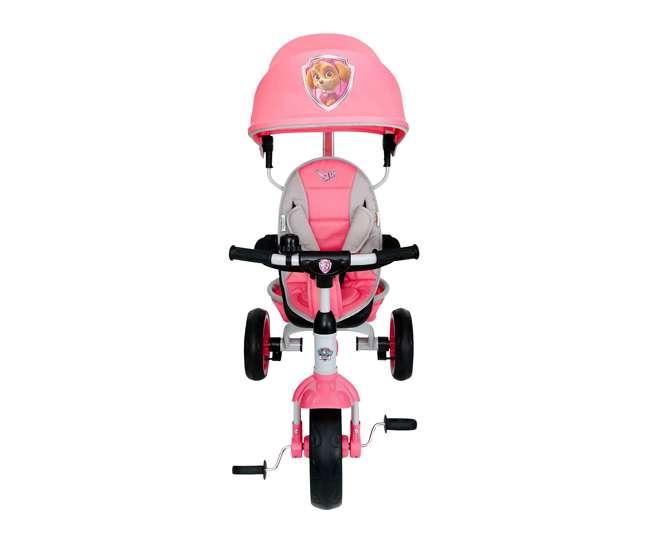KE-7501SKY KidsEmbrace Nickelodeon Paw Patrol Skye 4 in 1 Push and Ride Stroller Tricycle
