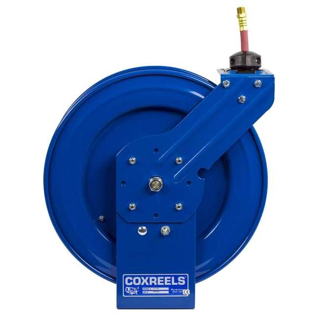 P-LP-350 Coxreels P Series Low Pressure Retractable Air and Water Hose Reel 7