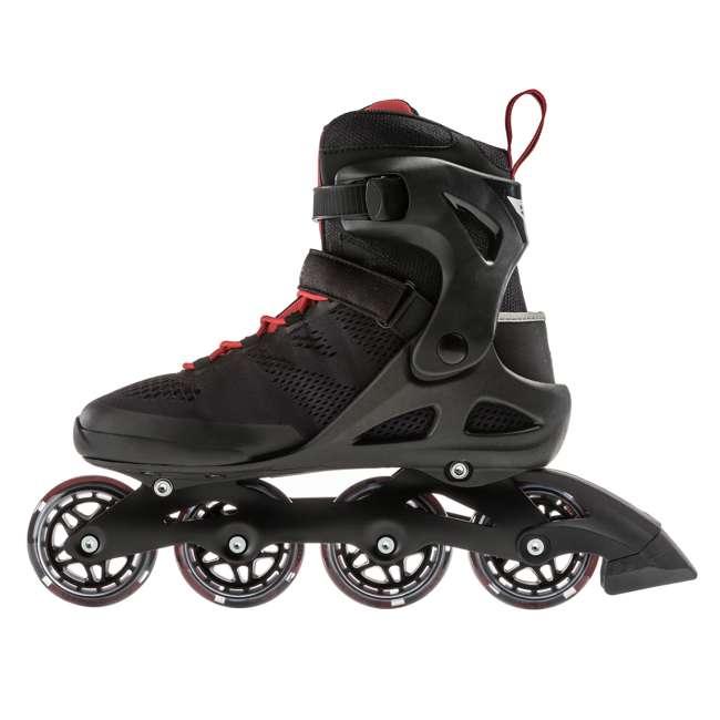 7955200741-12 Rollerblade USA Macroblade 80 Mens Adult Inline Skate, Size 12 1