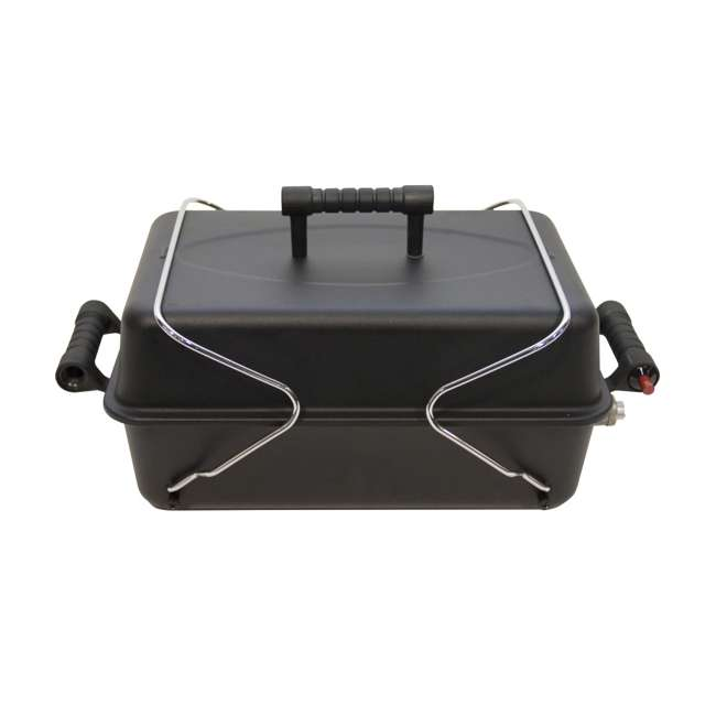 465620011-U-C Char-Broil Table Top 11,000 BTU 190 Sq. Inch Portable Gas Grill (For Parts) 2
