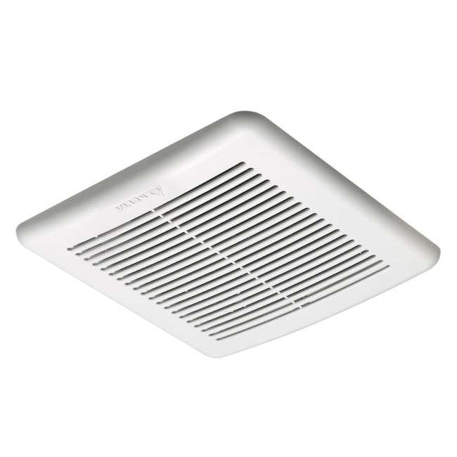4 x SLM80 Delta Breez BreezSlim Ventilation Bathroom Fan Single Speed 80 CFM 0.6 Sones (4 Pack) 2