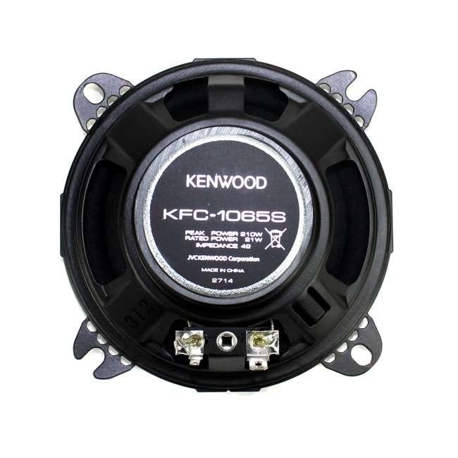 12 x KFC-1065S Kenwood KFC-1065S 4-Inch 210W 2-Way Speakers (Pair) (12 Pack) 6