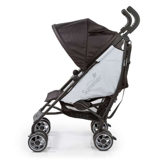 21853 Summer Infant 3Dflip Convenience Stroller, Double Take 6